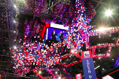 Balloon drop at the Republican National Convention in Tampa, Fla. (2012)